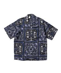 Hawaiian SHIRTブラック