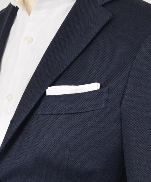 チーフ ポケット