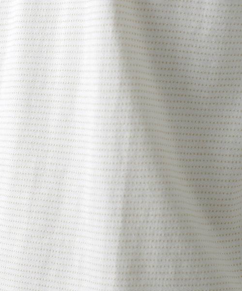 【WEB限定】タックボーダークルーネックTシャツL/S