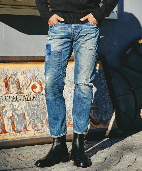 高速配送 【ブランド古着】ダメージ加工デニムパンツ(デニムパンツ) HYSTERIC HYSTERIC GLAMOUR(ヒステリックグラマー)のファッション通販 - USED, 土浦市:6daba540 --- kralicetaki.com
