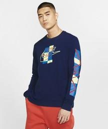 53986d3018c NIKE(ナイキ)の「ナイキ スポーツウェア ロングスリーブ Tシャツ(Tシャツ