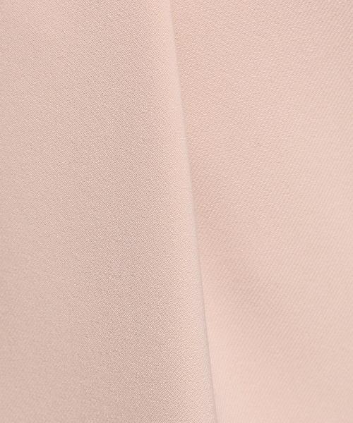 INDIVI(インディヴィ)の「[S]【マシンウォッシュ】ツータックテーパードパンツ(その他パンツ)」 詳細画像