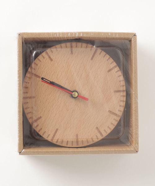 WOOD置時計 SPZ-1611 SPI