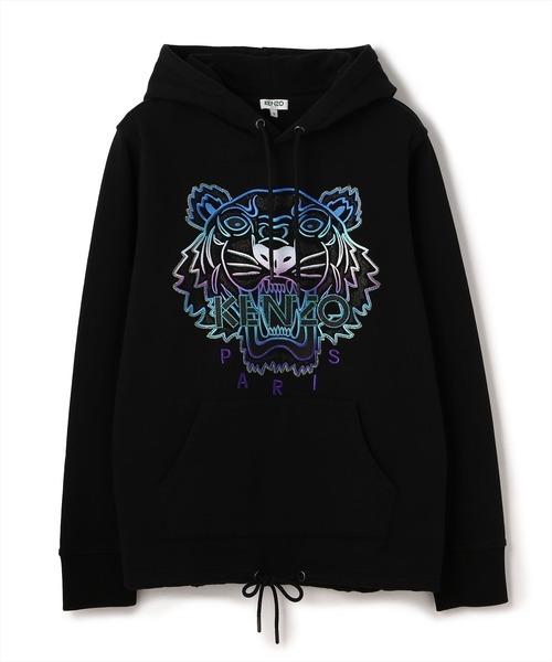 I-N-C Mens Dragon /& Tiger Hoodie Sweatshirt