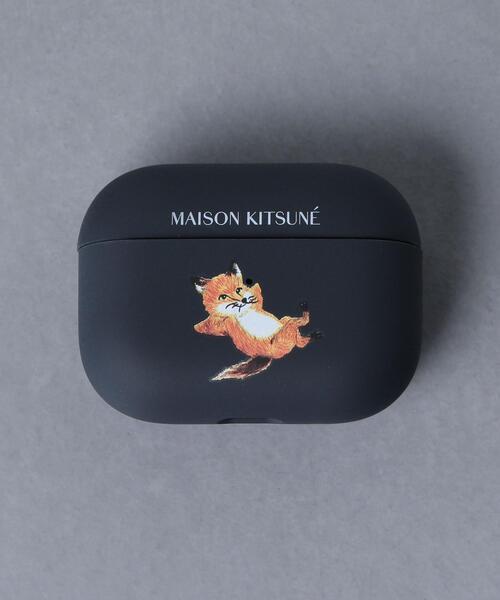 <MAISON KITSUNE X NATIVE UNION>CHILLAX FOX CASE FOR Airpods Pro case†