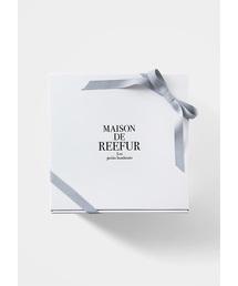 MAISON DE REEFUR(メゾン ド リーファー)の「リーファーロゴ ギフトボックス M(ラッピングキット)」