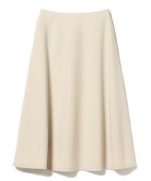 Demi-Luxe BEAMS(デミルクス ビームス)のDemi-Luxe BEAMS / トリアセ フレアスカート 19FO(スカート)
