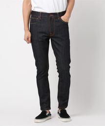 Nudie Jeans(ヌーディージーンズ)のLean Dean  / Dry Tonal Ecru(デニムパンツ)
