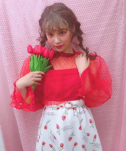 SX valentine bustier
