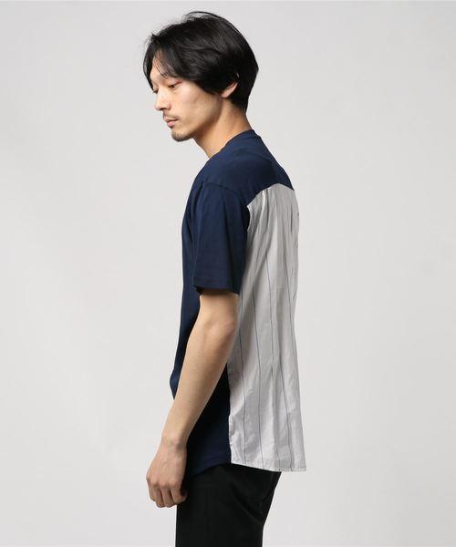 コンビネーションTシャツ