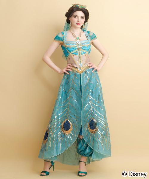 堅実な究極の Disney(ディズニー)Peacock Dress(Aladdin- Live Action Film Film Princess Secret Jasmine ver)(セットアップ)|Secret Live Honey(シークレットハニー)のファッション通販, パンダゴン:409dae6a --- skoda-tmn.ru