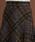 MAYSON GREY(メイソングレイ)の「【socolla】大柄チェックフレアスカート(スカート)」|詳細画像