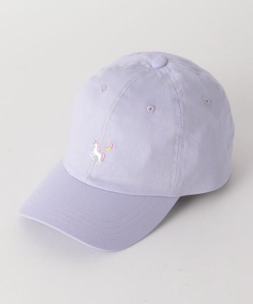 〔別注〕MEI(メイ)CAP/  ユニコーン・ハチ