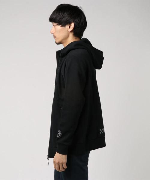 VANS ヴァンズ Vans ZIP UP HOODIE CD18FW-MC36 BLACK