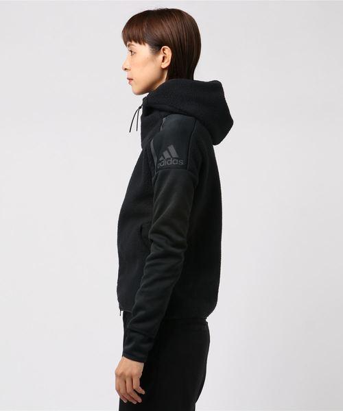 W adidas Z.N.E. フーディー ウィンター パーカー