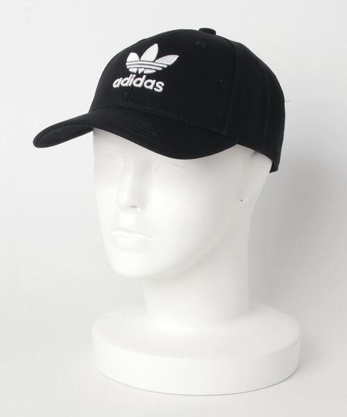 bd306e7fff5eed adidas(アディダス)のトレフォイル クラシック ベースボール キャップ [TREFOIL CLASSIC BASEBALL CAP]