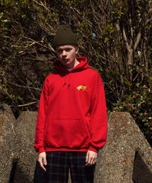 【WEB限定】UNITED ARROWS & SONS × AUTO MOAI HOODED†