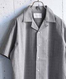 URBAN RESEARCH DOORS(アーバンリサーチドアーズ)のイージーケアオープンカラーシャツ(シャツ/ブラウス)