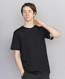 <icebreaker> POCKET CREW/Tシャツ ◆