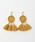 Libra(リブラ)の「Libra 3Pタッセルピアス(ピアス(両耳用))」|詳細画像