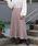 tiptop(ティップトップ)の「ニットプリーツスカート(スカート)」|詳細画像
