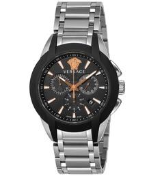 VERSACE ヴェルサーチェ キャラクター クロノグラフ 腕時計 時計 VEM800218 メンズ(腕時計)