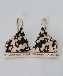 <Calvin Klein Underwear>TRIANGLE CHARMING BRA/ブラ.