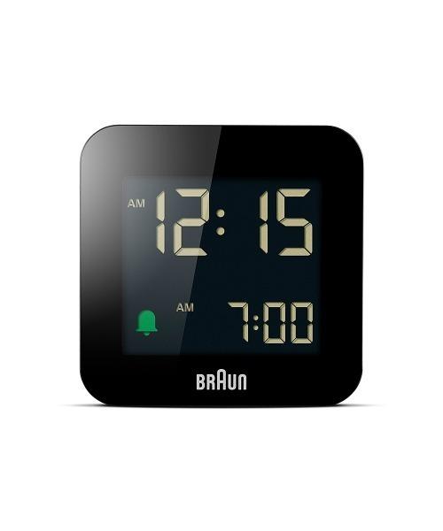 BRAUN Digital Alarm Clock BC08B