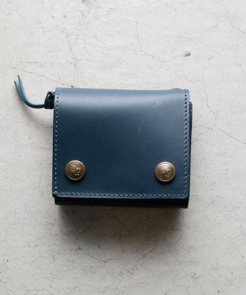 Ro dot short wallet / ショートウォレット / 二つ折り / ミニウォレット