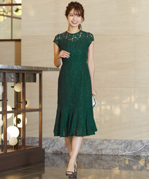 dee190f662ce0 レディースのドレス(グリーン・カーキ 緑色系)ファッション通販 - ZOZOTOWN