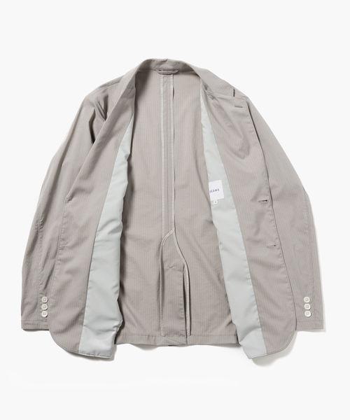 BEAMS / ナイロン ストレッチ 2Bジャケット
