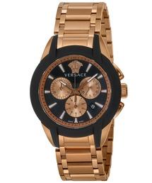 VERSACE ヴェルサーチェ キャラクター クロノグラフ 腕時計 時計 VEM800318 メンズ(腕時計)