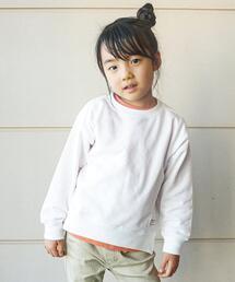 【coen キッズ/ジュニア】ミニウラケ×ハニカムワッフルセットTシャツ