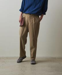 <Steven Alan> NYLN/OX SUPER BAGGY TAPERED PANTS/パンツ