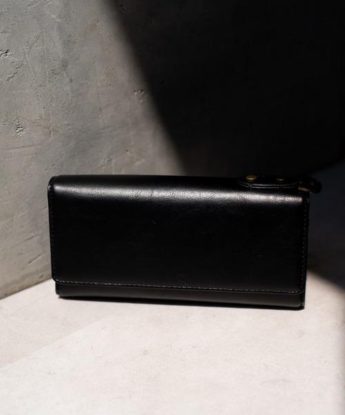 ■新色ブラック追加■【DEVICE/デバイス】 crass 長財布
