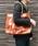 DECADE(ディケイド)の「アンティックホースレザー・トートバッグ DECADE(No-01072) ディケイド Antique Horse Leather Tote Bag(トートバッグ)」 ブラウン