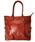 DECADE(ディケイド)の「アンティックホースレザー・トートバッグ DECADE(No-01072) ディケイド Antique Horse Leather Tote Bag(トートバッグ)」 レッド