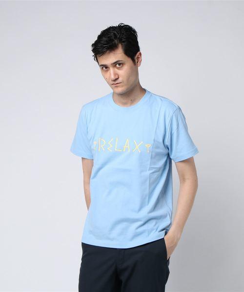 :サマーメッセージTシャツ S/S