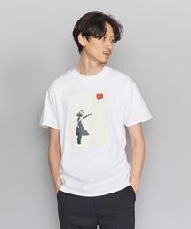 【別注】 <BRANDARISED> GIRL SHR/Tシャツ