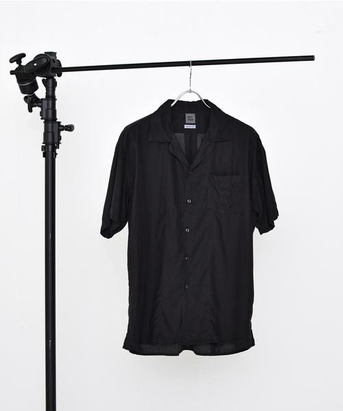【即納】 BEST S/S PACK/ PACK ベストパック Open Collar S/S/ Shirt/ オープンカラーショートスリーブシャツ(シャツ/ブラウス) BEST PACK (ベストパック)のファッション通販, ヘルシーグッド:7d62093e --- dpu.kalbarprov.go.id