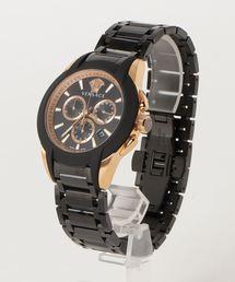VERSACE ヴェルサーチェ キャラクター クロノグラフ 腕時計 時計 VEM800418 メンズ(腕時計)