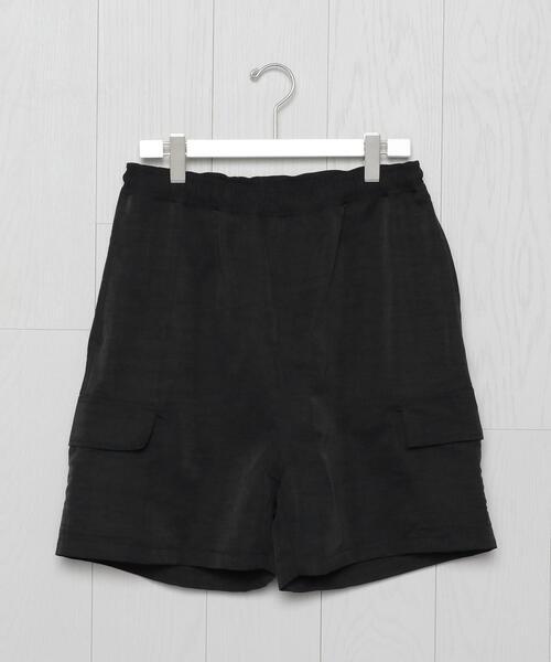 <H>CARGO SHORT PANTS/パンツ