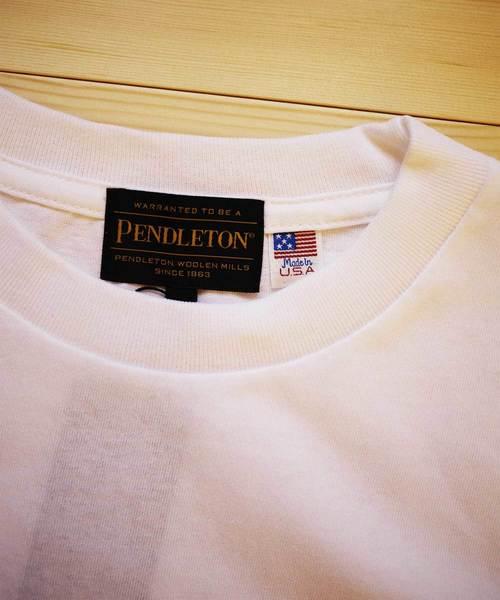 PENDLETON ペンドルトン S/S チーフジョセフTシャツ MY020