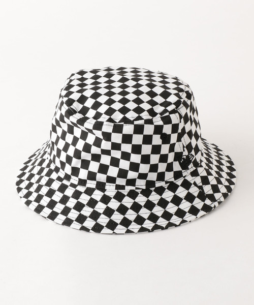 <NEW ERA> CHECK BUCKETHAT/ハット о