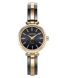 ARMITRON NEWYORK(アーミトロンニューヨーク)のARMITRON 腕時計 レディース アナログ ツートーン ブレスレットウォッチ(腕時計)
