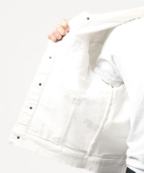 【CALVIN KLEIN JEANS】 トラッカー デニム ジャケット