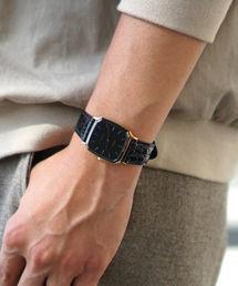 SEIKO × BEAMS / 別注 レクタングル 3針ウォッチ(腕時計)