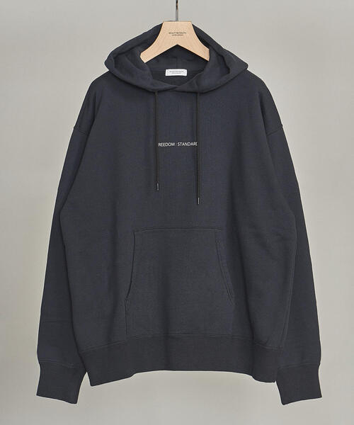 by FREEDOM STANDARD スウェット パーカー -MADE IN JAPAN-