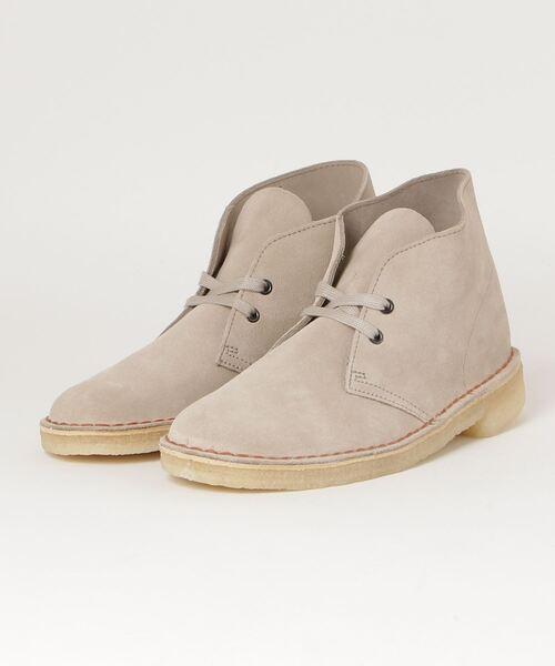Clarks Desert Boot Sand Suede / クラークス