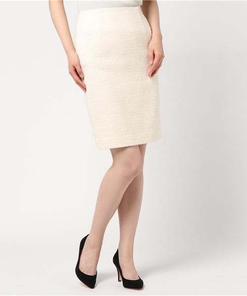 クラシック 【セール】リボンスラリットツイードタイトスカート【セットアップ対応可】(スカート) Loulou Willoughby(ルルウィルビー)のファッション通販, まさかのための防災百貨店:434913e5 --- steuergraefe.de